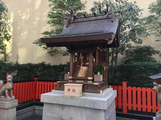 西善寺の近くの神社お寺|稲荷大明神