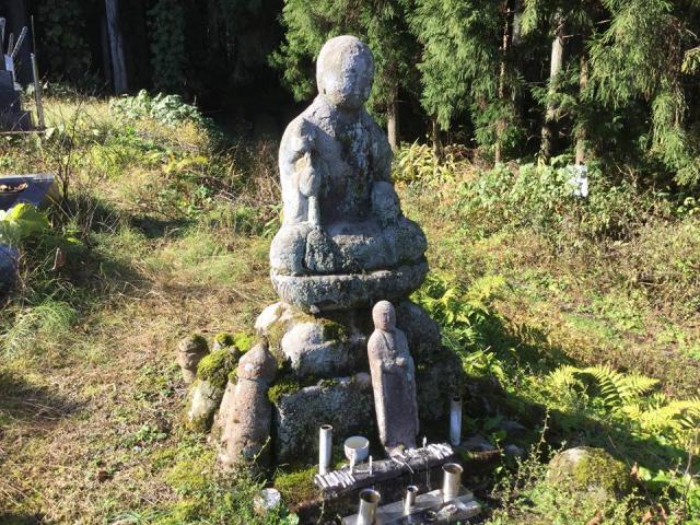 延命寺の像