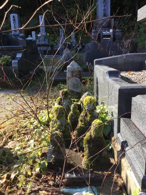 新潟県延命寺の地蔵