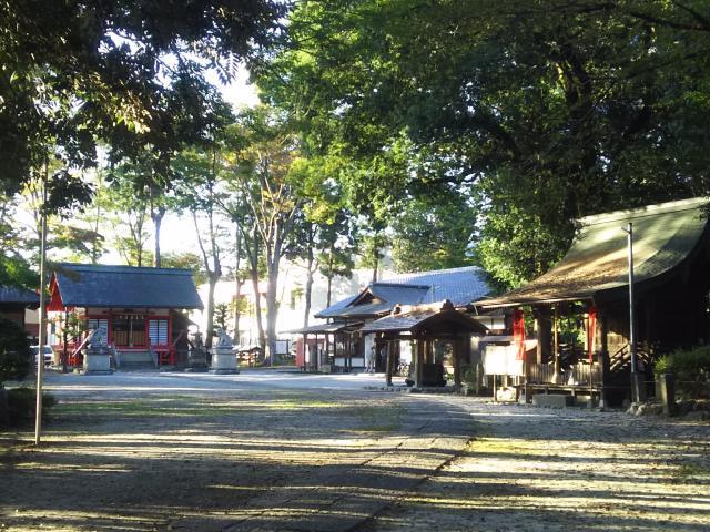 諏訪八幡神社の写真