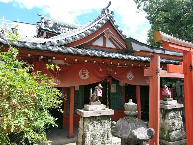 廣田神社(大阪府今宮戎駅) - 本殿・本堂の写真