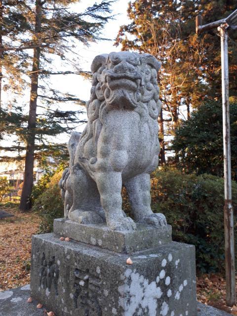 法雲寺の近くの神社お寺|金ケ崎神社