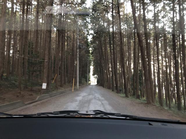 出雲伊波比神社の周辺