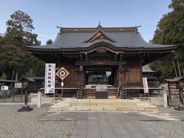 出雲伊波比神社の本殿
