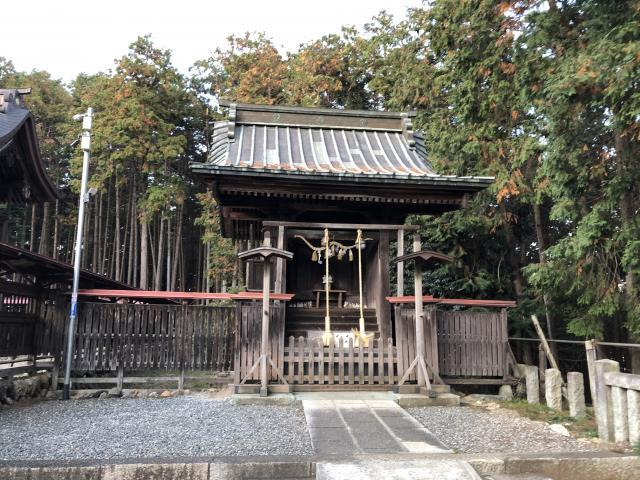 出雲伊波比神社の末社