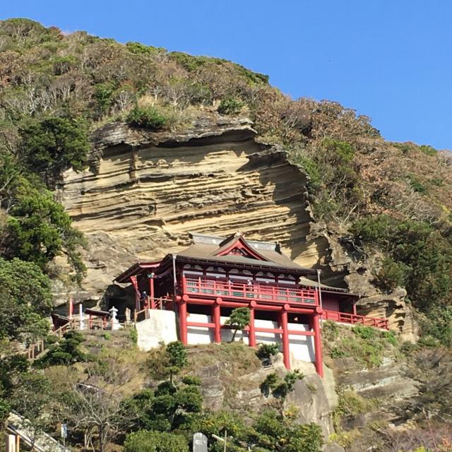 千葉県大福寺の本殿