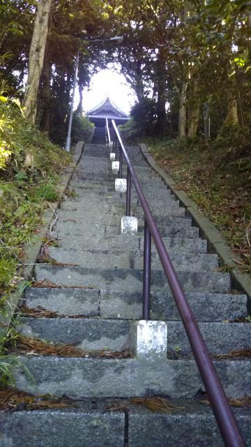 茨城県館山神社の建物その他