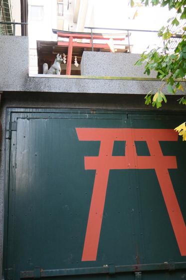 矢場稲荷神社の建物その他