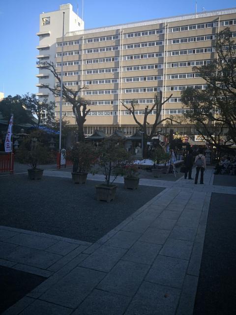 開口神社の建物その他