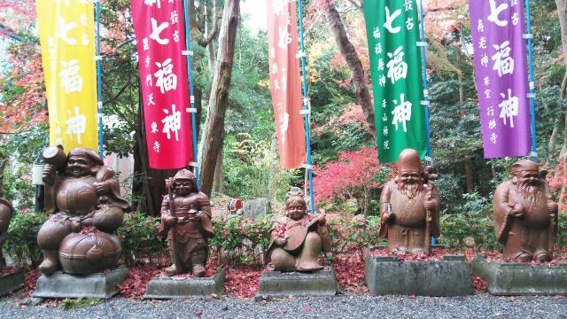 赤山禅院の像