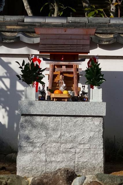 帝釈寺の末社
