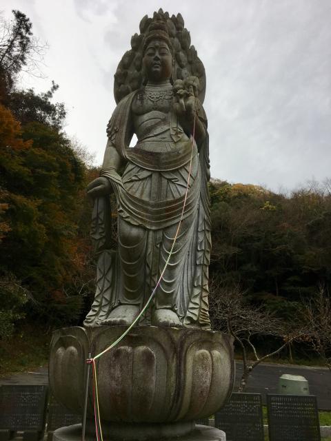 愛知県菅生山 大宝寺の仏像