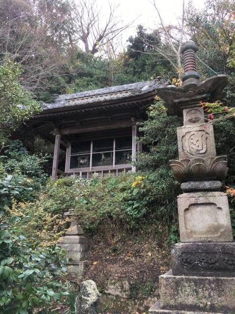 愛知県尾風山 泉蔵院の末社