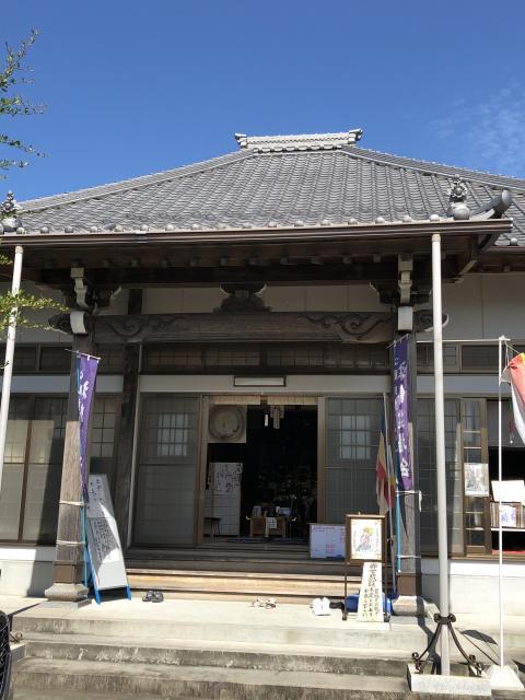 愛知県龍渕寺の本殿
