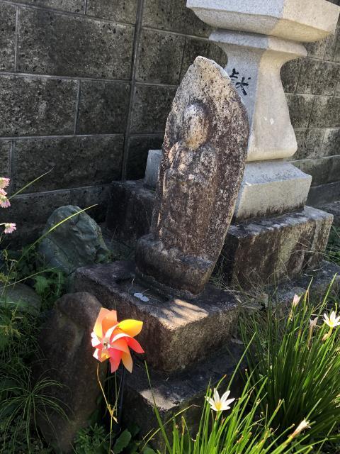 龍渕寺の地蔵