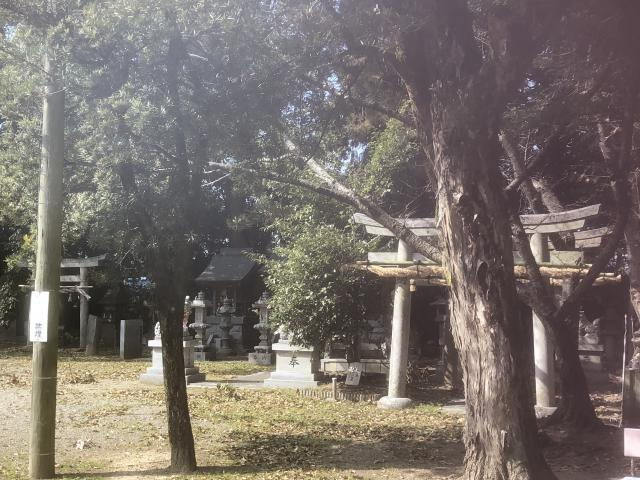 神野神社正八幡宮の末社