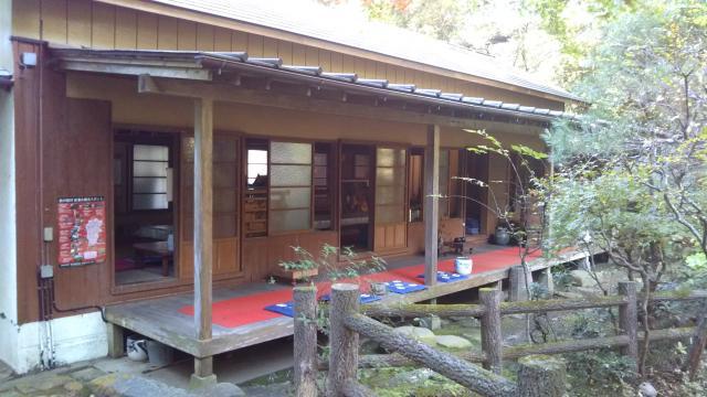 五所駒瀧神社の本殿