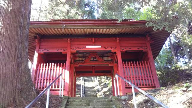 武生神社の山門