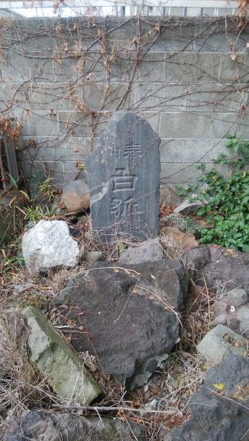 茨城県水雷稲荷神社の写真