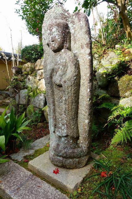 野仏庵の仏像