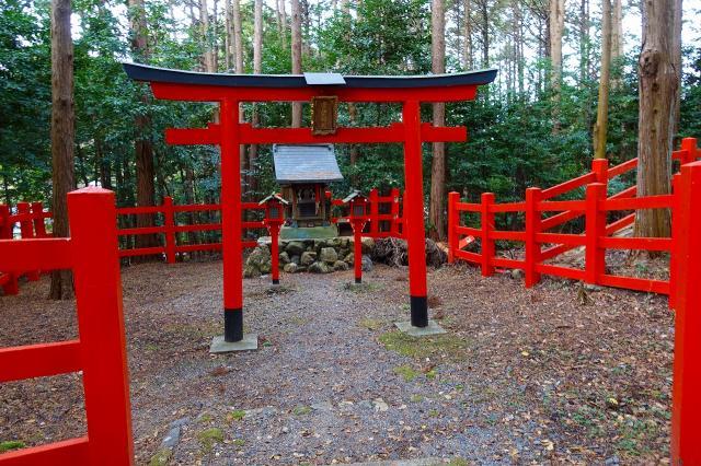圓光寺の近くの神社お寺|八大神社