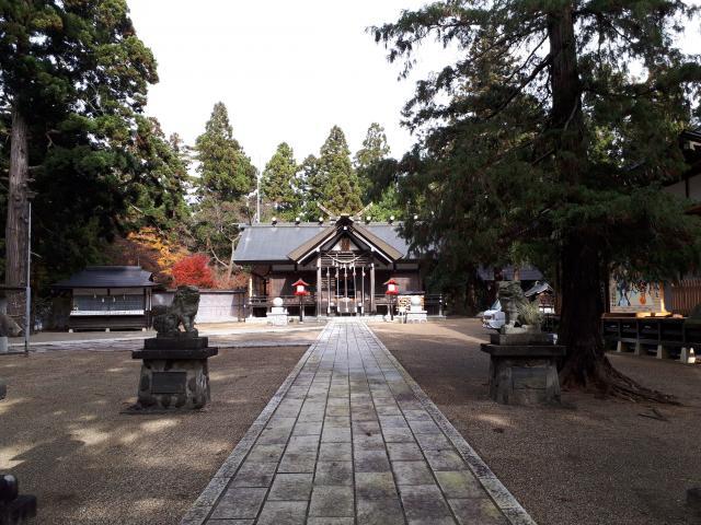 天照御祖神社(岩手県)