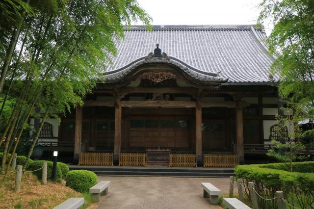 資福禅寺の本殿