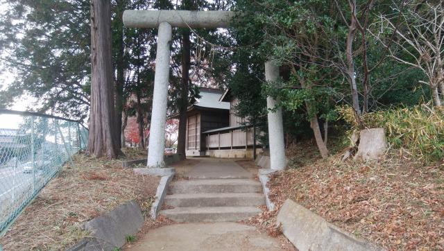 御霊神社の鳥居
