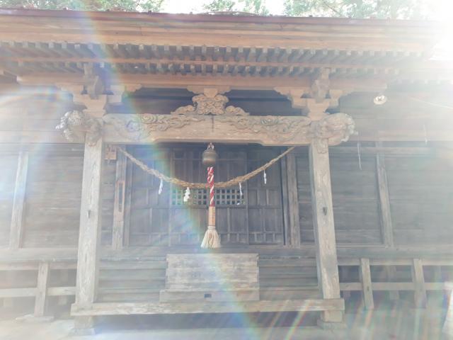 火産霊神社の本殿