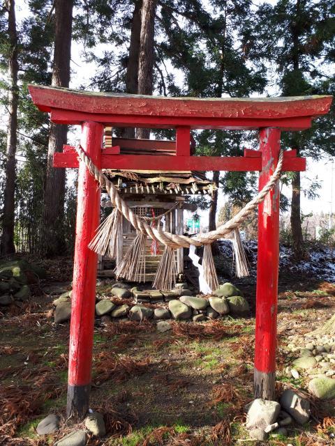 法雲寺の近くの神社お寺|永岡神社