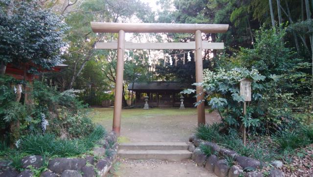 茨城県鹿島神宮の本殿