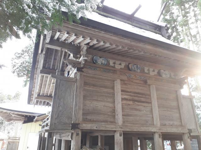 法雲寺の近くの神社お寺|駒形神社