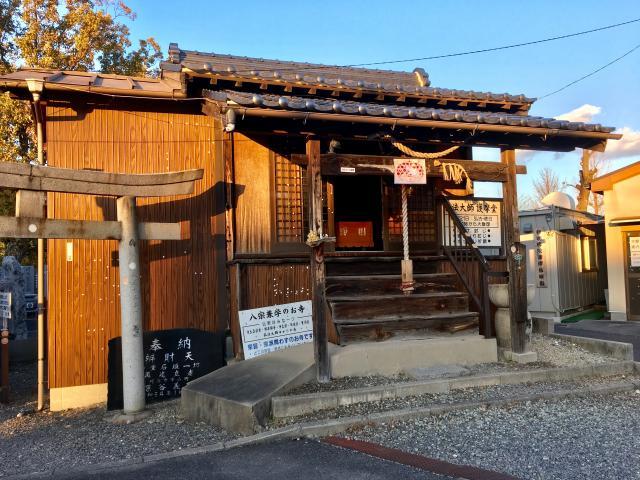 常慶寺の本殿