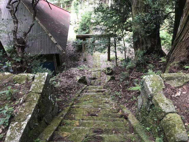 虚空蔵菩薩の近くの神社お寺|熊野神社