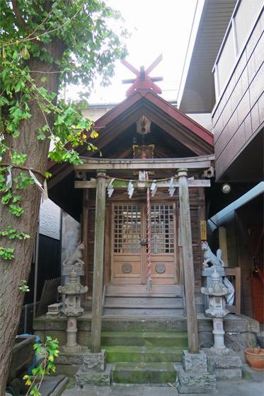 孫三稲荷神社(東京都)