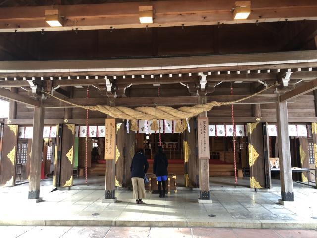 鹿嶋神社の近くの神社お寺|富山縣護国神社
