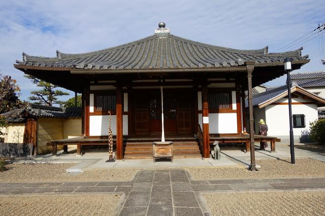 道明寺(大阪府土師ノ里駅) - 本殿・本堂の写真
