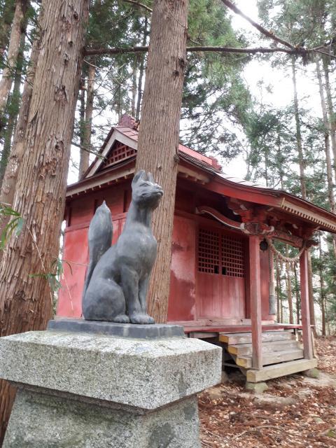赤沼稲荷神社(岩手県)