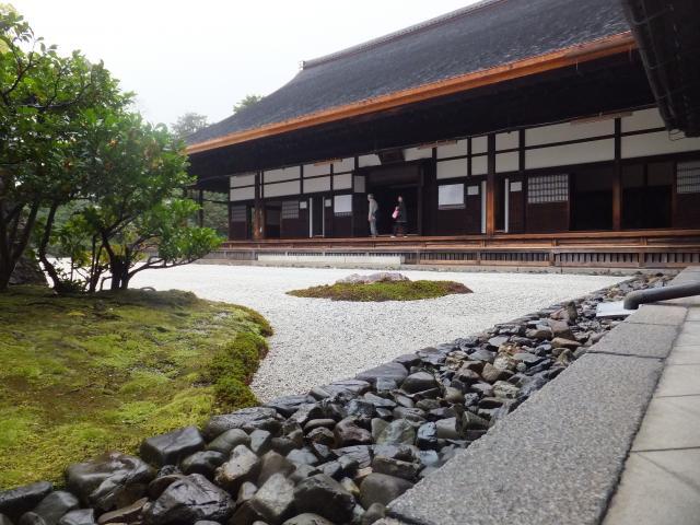 建仁寺の本殿