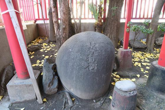 東京都合力稲荷神社の建物その他