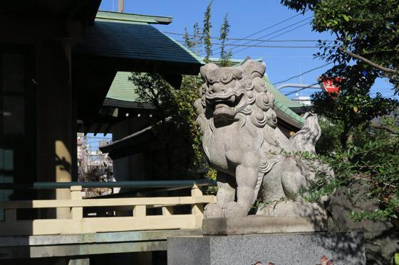 熱田神社の狛犬