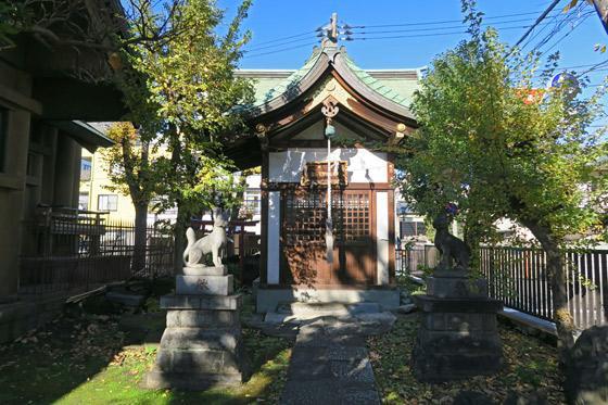 熱田神社(東京都)