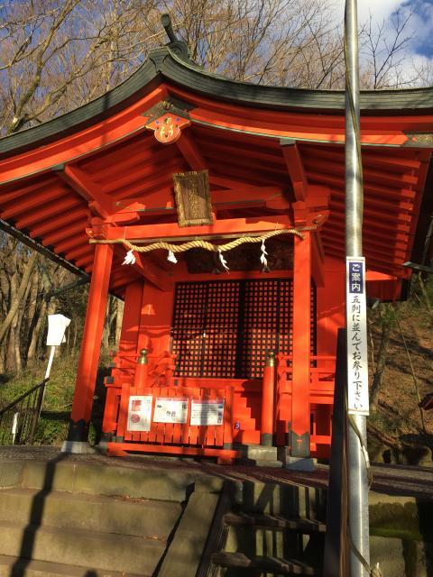 九頭龍神社(本宮)の本殿