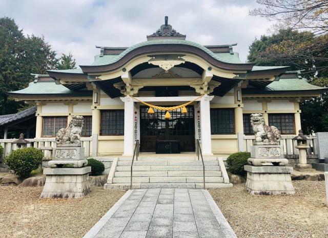 真宮神社の本殿