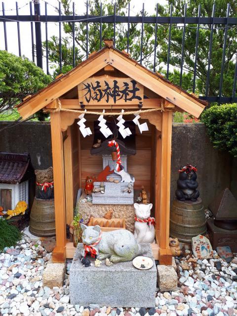岩手県遠野郷八幡宮の写真