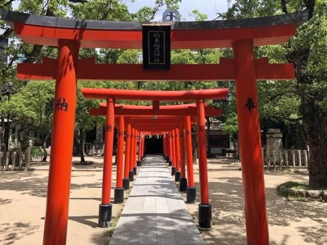 兵庫県湊川神社の本殿